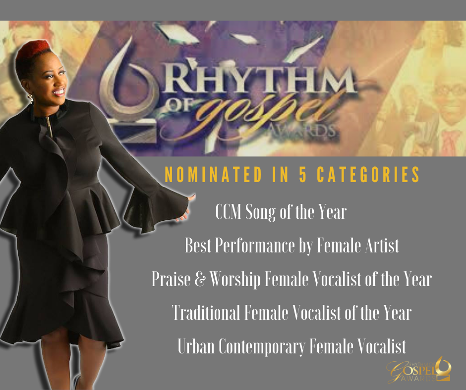 Prophesy Nominated in 5 Categories